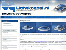 Tablet Preview of lichtkoepel.nl